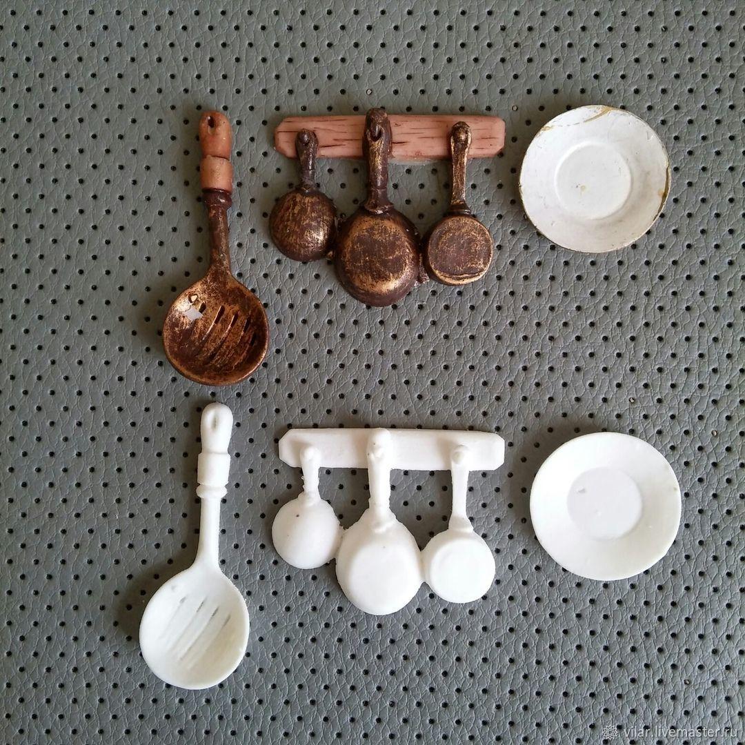 Ложки поварешки, Материалы, Балашиха, Фото №1