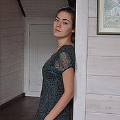 """Одежда ручной работы. Ярмарка Мастеров - ручная работа валяное платье """"Для доченьки"""". Handmade."""