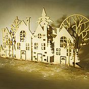 Куклы и игрушки ручной работы. Ярмарка Мастеров - ручная работа Мини декорации. Handmade.