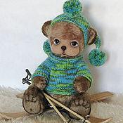 Куклы и игрушки handmade. Livemaster - original item Teddy Bear Genia.