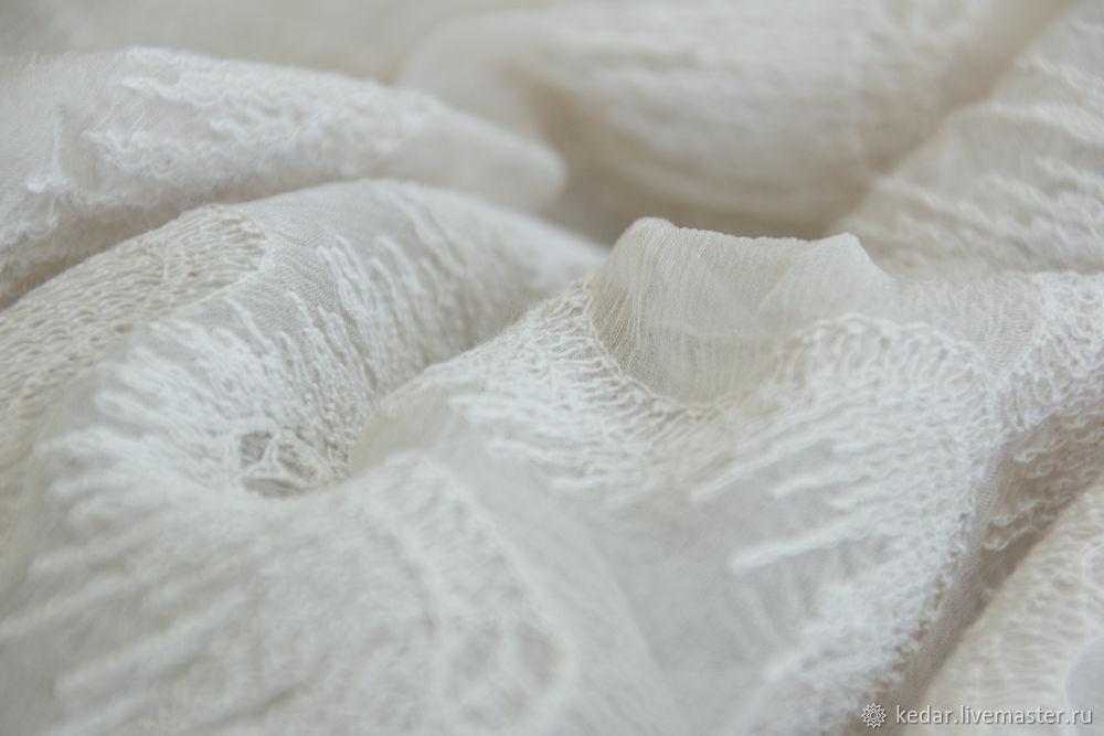 Exclusive silk scarf from fabric Cucci ' Charm', Shawls, Moscow,  Фото №1