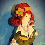 КУКЛЫ IrinaTrunnikova (IrinaTrunnikova) - Ярмарка Мастеров - ручная работа, handmade