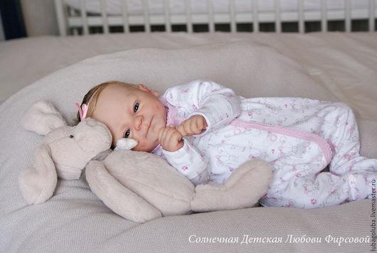 Куклы-младенцы и reborn ручной работы. Ярмарка Мастеров - ручная работа. Купить Кукла реборн Майя ( Коко 7). Handmade.