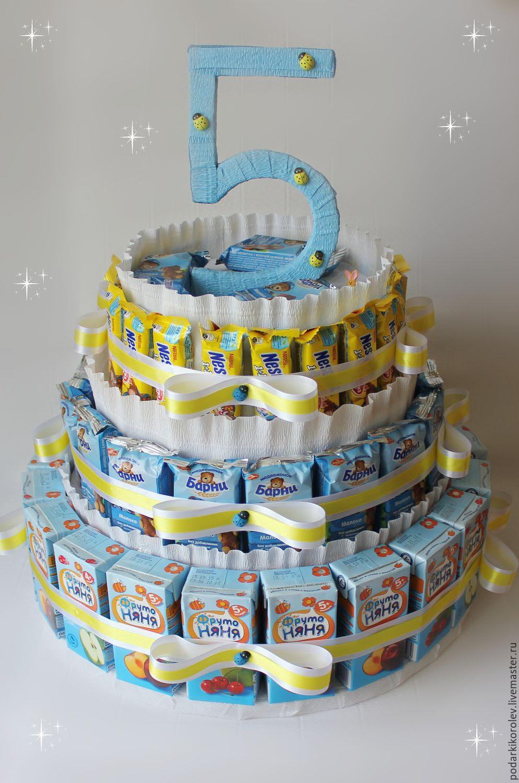 Подарок на день рождения в детском саду