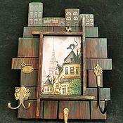 Для дома и интерьера handmade. Livemaster - original item The housekeeper is a wall in a hallway,Riga,,. Handmade.
