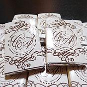 """Свадебный салон ручной работы. Ярмарка Мастеров - ручная работа Бонбоньерка  """"Кофейная свадьба"""". Handmade."""