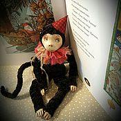 Куклы и игрушки ручной работы. Ярмарка Мастеров - ручная работа Обезьяна - символ года 2016 со скидкой. Handmade.