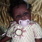 Куклы и игрушки ручной работы. Ярмарка Мастеров - ручная работа Этническая малышка Хола(Продана). Handmade.