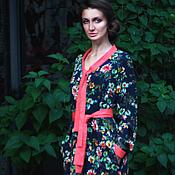 """Одежда ручной работы. Ярмарка Мастеров - ручная работа Платье SLD012 """"Киото"""". Handmade."""