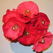 Подарки к праздникам ручной работы. Ярмарка Мастеров - ручная работа Конфетные цветы. Handmade.