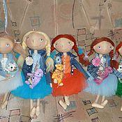 Куклы и игрушки ручной работы. Ярмарка Мастеров - ручная работа Феерия красок!. Handmade.