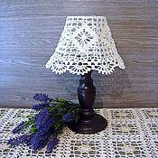 Для дома и интерьера handmade. Livemaster - original item Lampshade handmade for a small table lamp or night lamp. Handmade.