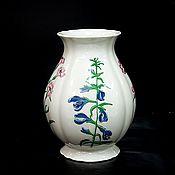 handmade. Livemaster - original item Antique porcelain vase Seltmann. Handmade.