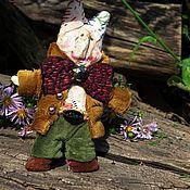 """Украшения handmade. Livemaster - original item Brooch"""" Mr Rabbit """". Handmade."""