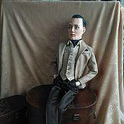 Куклы и игрушки ручной работы. Ярмарка Мастеров - ручная работа Авторская кукла Пьер. Handmade.