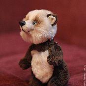 Куклы и игрушки ручной работы. Ярмарка Мастеров - ручная работа Мишка -панда Малыш. Handmade.