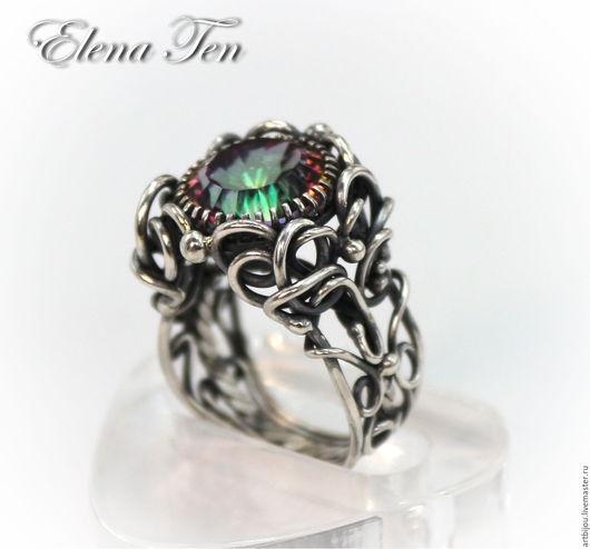 серебряные украшения, украшения из серебра, кольцо на заказ, ювелирные украшения, кольцо с камнем, ажурное кольцо, необычное кольцо. кольца серебро, серебряные кольца, серебряный перстень.