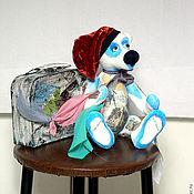 """Куклы и игрушки ручной работы. Ярмарка Мастеров - ручная работа Мишка-тедди  """"Я учусь быть волшебником..."""". Handmade."""