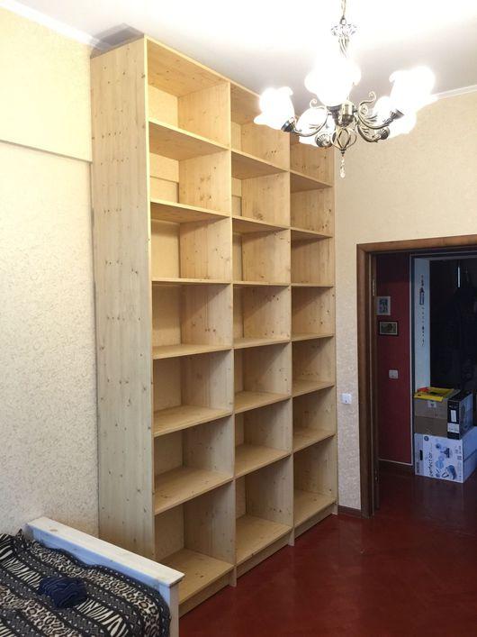 Мебель ручной работы. Ярмарка Мастеров - ручная работа. Купить Шкаф, стеллаж. Handmade. Мебель, мебель из массива, мебель для дачи