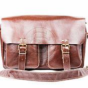 Сумки и аксессуары handmade. Livemaster - original item Copy work Leather handbag