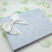 Свадебный салон ручной работы. Ярмарка Мастеров - ручная работа Книга пожеланий Lace Tenderness. Handmade.