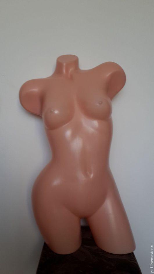 Манекены ручной работы. Ярмарка Мастеров - ручная работа. Купить Манекен женский торс. Handmade. Бежевый, женский торс