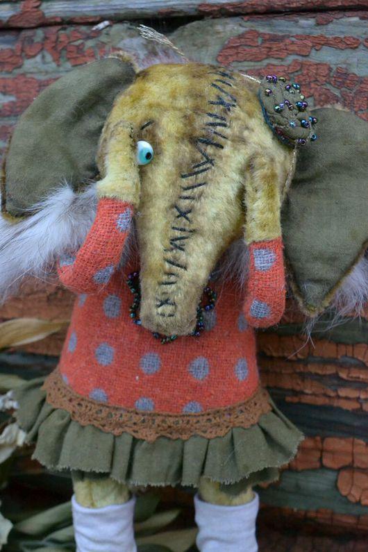 Мишки Тедди ручной работы. Ярмарка Мастеров - ручная работа. Купить Нинель. Handmade. Подарок, винтаж, стеклянные глазки