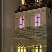 Для дома и интерьера ручной работы. Ярмарка Мастеров - ручная работа Замок. Handmade.