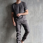Одежда handmade. Livemaster - original item Men`s pajamas
