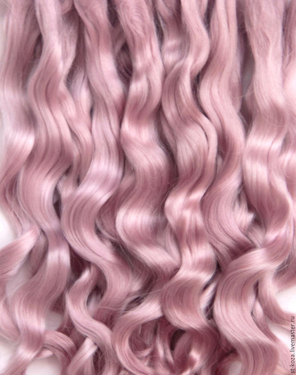 Кудри розовый блонд, Сувениры, Оренбург, Фото №1