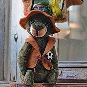 Куклы и игрушки ручной работы. Ярмарка Мастеров - ручная работа Друзья тедди - Заяц Том. Handmade.