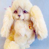 Куклы и игрушки ручной работы. Ярмарка Мастеров - ручная работа собачка тедди Жужа4. Handmade.