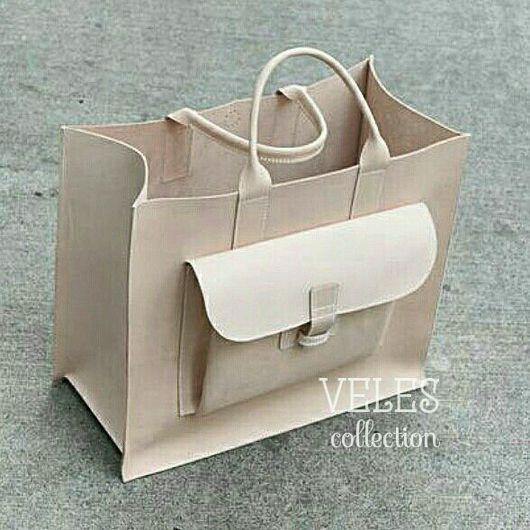 Женские сумки ручной работы. Ярмарка Мастеров - ручная работа. Купить Сумка из натуральной кожи. Handmade. Сумка, купить сумку