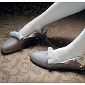 Обувь ручной работы. Ярмарка Мастеров - ручная работа Туфли по имени Лайош. Handmade.