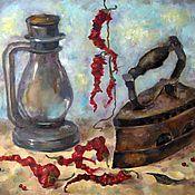Картины и панно ручной работы. Ярмарка Мастеров - ручная работа Дыхание времени. Холст, масло. Handmade.