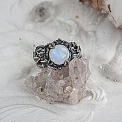 Украшения handmade. Livemaster - original item READY-MADE Silver ring