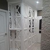 Для дома и интерьера ручной работы. Ярмарка Мастеров - ручная работа Шкаф в прихожую. Handmade.