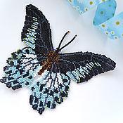 Комплекты аксессуаров для дома ручной работы. Ярмарка Мастеров - ручная работа Бабочки из бисера. Handmade.
