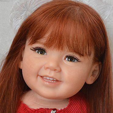 Куклы и игрушки ручной работы. Ярмарка Мастеров - ручная работа Кукла реборн Камми. Handmade.
