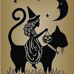 Чёрный Кот (B-Cat) - Ярмарка Мастеров - ручная работа, handmade