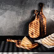handmade. Livemaster - original item Cutting boards made of Siberian cedar 3 pcs. RDN17. Handmade.