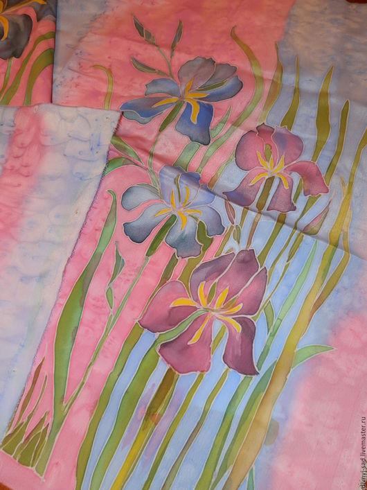 Шитье ручной работы. Ярмарка Мастеров - ручная работа. Купить Ткань для платья. Handmade. Комбинированный, приятная мелочь