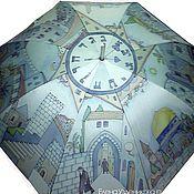 """Аксессуары ручной работы. Ярмарка Мастеров - ручная работа зонт """"Иерусалим"""". Handmade."""