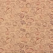 "Материалы для творчества ручной работы. Ярмарка Мастеров - ручная работа Бумага крафт ""Печати, штампы"". Handmade."