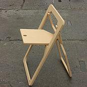 Для дома и интерьера ручной работы. Ярмарка Мастеров - ручная работа стул складной. Handmade.