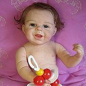 Куклы и игрушки ручной работы. Ярмарка Мастеров - ручная работа Кукла реборн Варенька-2. Handmade.