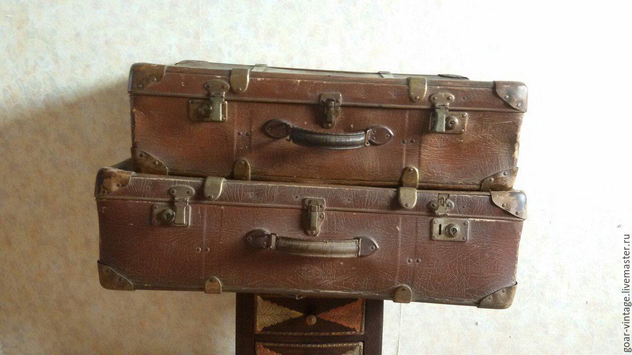 Чемоданы старинные купить рюкзаки для пеших походов 100л