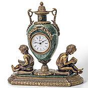 Для дома и интерьера ручной работы. Ярмарка Мастеров - ручная работа Часы «Ученики». Handmade.