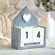 Для дома и интерьера handmade. Livemaster - original item perpetual calendar scandi decor perpetual calendar wooden. Handmade.