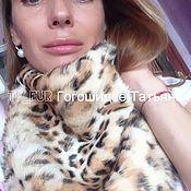 Аксессуары handmade. Livemaster - original item Fur neckerchief (zooprint). Handmade.